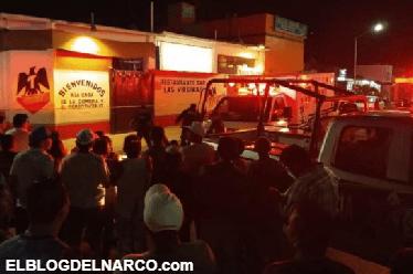Sicarios atacan bar y matan a siete en Playa del Carmen