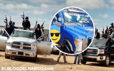 Sicarios del Cártel del Golfo rompen poderoso blindaje de SandCat en Reynosa