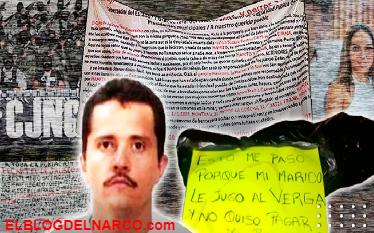 El pueblo no se toca, CJNG de El Mencho por empresaria decapitada en Veracruz (IMÁGENES)