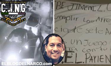 Filtran vídeo de la ejecución de El Pariente, miembro del Cártel Jalisco Nueva Generación (VÍDEO)
