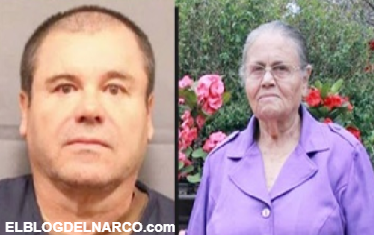 Sale a la luz carta que Mamá del Chapo Guzmán mando a AMLO