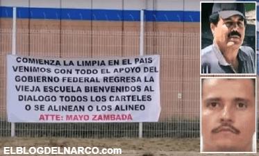 """¿El fin del CJNG de """"El Mencho"""" está cerca y """"El Mayo"""" sería responsable"""