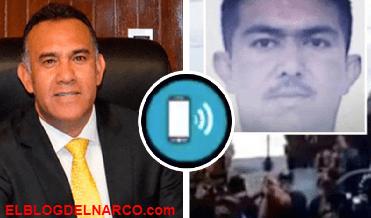 Exhiben audio de El Puma, líder del Cártel Santa Rosa de Lima, con exalcade del PRD