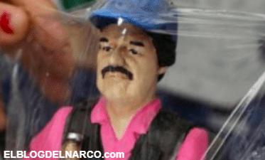 ¿Dónde comprar la figura de acción del 'Chapo' Guzmán