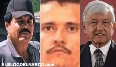 """¿Los grandes líderes del narco están """"a salvo"""" con el Gobierno de AMLO"""