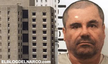 """¿Mejoraron las condiciones de """"El Chapo"""" en la cárcel en Nueva York"""
