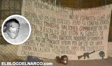 Dejan decapitado con temible narcomensaje en alcaldía de Playa del Carmen