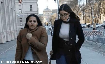 Difunden foto de Emma Coronel en la detención de 'El Chapo' Guzmán