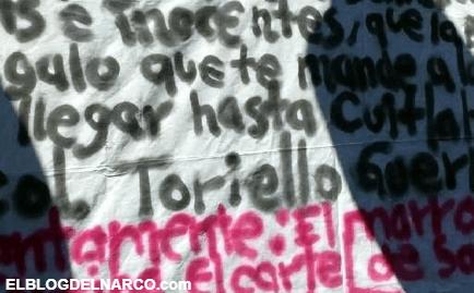 El Marro amenaza al Presidente Obrador con enviarle una bomba a su casa
