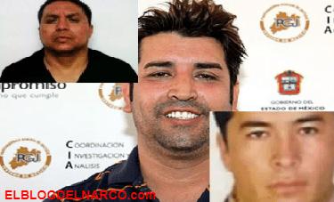 Ellos son cinco de los narcotraficantes más sanguinarios en la historia de México
