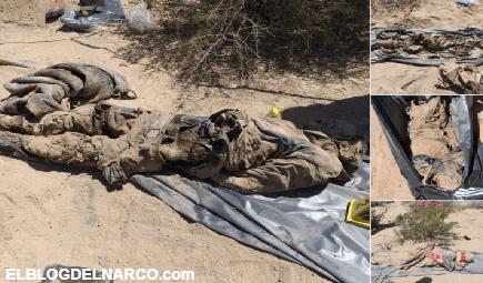 Encuentran en Chihuahua narcofosas y ejecutados en plena Semana Santa