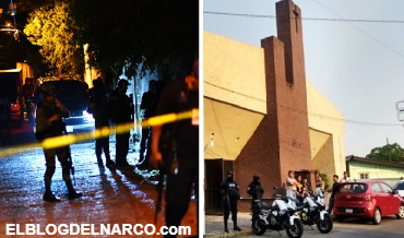 Grupo armado causa terror en pleno velorio de víctima de Minatitlán