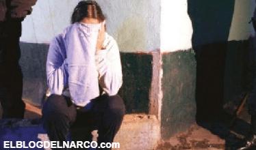 Mónica fue torturada y violada por policías para que confesara que era miembro de Los Zetas.