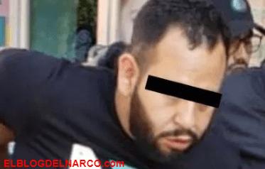 """Mas información de la captura de """"El 8"""", ahijado de """"El Mencho"""" líder del CJNG"""