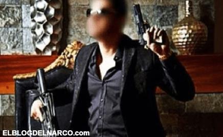 El Chino Ántrax el jefe sicario del C.D.S que cayó preso por culpa de Instagram