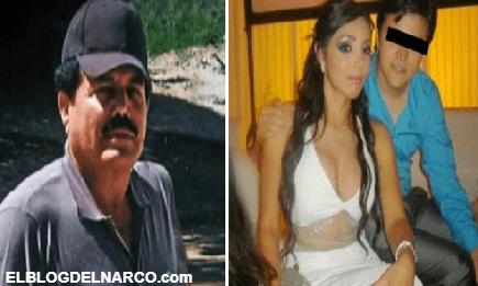 Ella es María Teresa... la sensual hija de El Mayo Zambada, líder del Cártel de Sinaloa