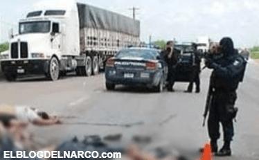 Entambados y ejecutados El cruento relato de un sicario de Los Zetas sobre sus métodos de tortura.