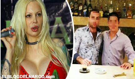 La impactante revelación de Sabrina Sabrok y su relación con los hijos de 'El Chapo' Guzmán y Los Zetas... ¡eran fanáticos de sus eventos