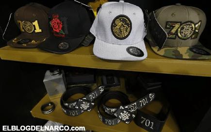 """""""Chapo 701"""", la hija del líder del cártel de Sinaloa lanza línea de ropa (IMÁGENES)"""