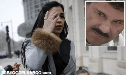 A mi hermano lo torturó la Marina, acusa Emma Coronel, esposa de El Chapo Guzmán