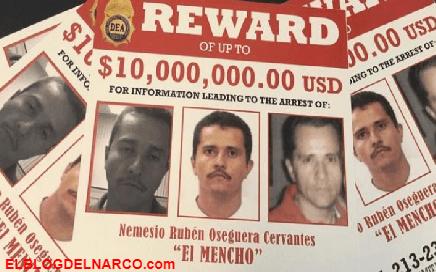 El Mencho lider del CJNG ahora se esconde en las montañas como lo hacía El Chapo