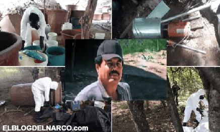 """México vs """"cocinas"""" de El Mayo Zambada en territorio del Cártel de Sinaloa"""