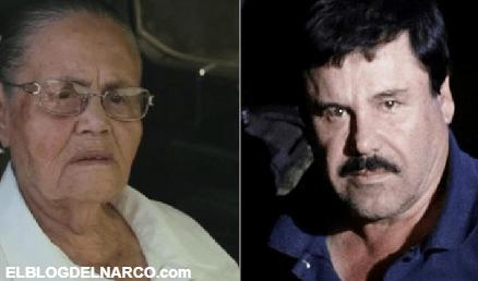 """Mamá de """"El Chapo"""" Guzmán envía carta a Donald Trump, donde le solicitó que se haga justicia para su hijo..."""
