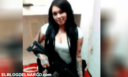 Sandra la sanguinaria y sensual operadora de 15 años de Los Zetas que tenía 53 sicarios a su mando