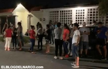 Sicarios con lujo de violencia, levantan a 22 personas de un Call Center de Cancún, Q. Roo