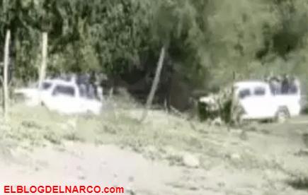 Captan al ejército de El Mencho y el CJNG a bordo de trocas (VÍDEO)
