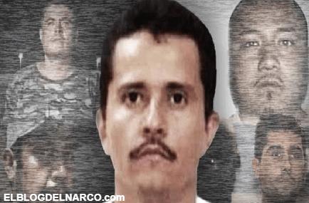 El Gordo, El 85 y más, la lista de narcos que están en guerra con El Mencho