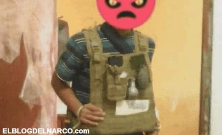 Daniel, el niño halcón del Cartel del Noreste que patrulla las calles en Nuevo Laredo