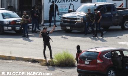 Sicarios enviaron dos vídeos a mandos militares de Culiacán, en un vídeo se veía a varios militares levantados; en el otro a un elemento ejecutado