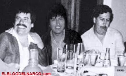 Chapo, Evo Morales y Pablo Escobar, la foto falsa que a circulado en redes sociales, aquí te dejamos las originales