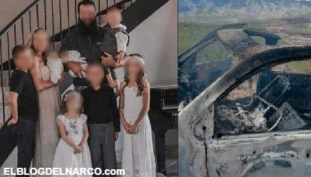 'Los Jaguares', pueden ser los autores de masacre de mujeres y niños de la familia LeBarón...