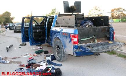 Así fue la balacera que dejó al menos 21 muertos en México, cártel del Noroeste estaría detrás...