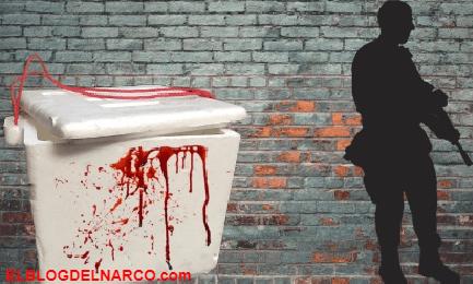 Cinco cabezas en hieleras, uno de los episodios más brutales en la historia del narco