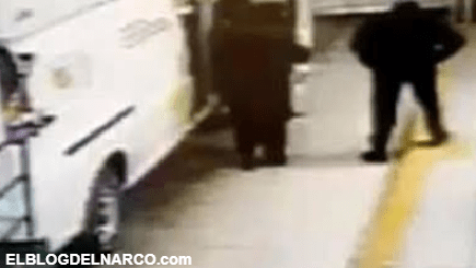 El Vic El cuñado de Alfredo Guzmán y operador financiero del CDS huyó en camioneta del penal (Vídeo)