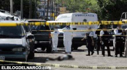 El día más violento en México, se registraron 104 ejecuciones