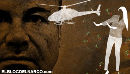 """La mujer que rechazó a """"El Chapo"""" Guzmán y cómo pagó su osadía...."""