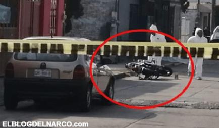 Sicarios ejecutaron a Policía en Celaya, esperaron a que terminara su turno y no tuviera arma para defenderse