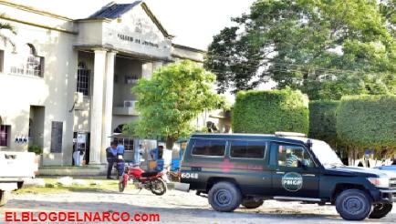 20 sicarios rescatan al Porky, líder de Mara Salvatrucha y ejecutan a cuatros policías
