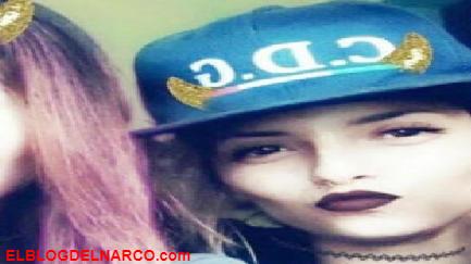 A sangre fría sicarios ejecutan y abandonan a joven mujer del CDG en Reynosa, Tamaulipas...