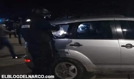 Abandonan en Villahermosa, Tabasco camioneta con cuatros ejecutados