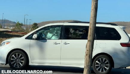 Ejecutan a hombre que viajaba en una camioneta blanca en Lomas de Angelópolis