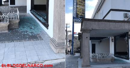 El Cártel del Noreste balea hotel donde policías dormían en Reynosa
