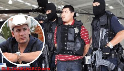 """El Hummer, ex líder de Los Zetas quien ordenó la ejecución de """"El Gallo de Oro"""" Valentin Elizalde, perdió un amparo y será enviado con los gringos"""