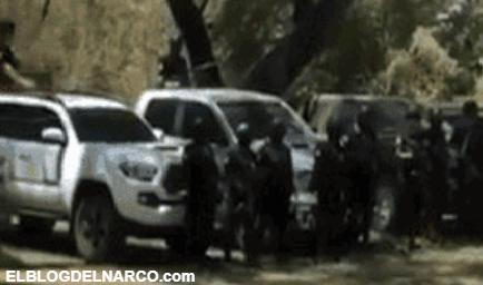 El día en que el 'R-18', con 150 pistoleros y 50 camionetas, estuvo a punto de matar a 'El Mencho'...