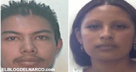 Ellos son los buscados por el caso la niña Fátima