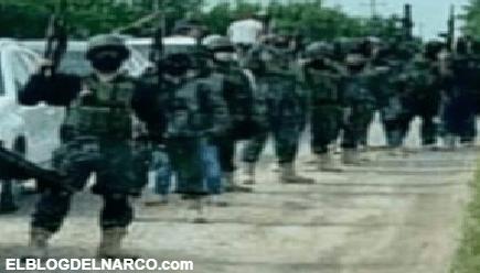 En tierra del CDSRL vs CJNG Comando de Sicarios levanta a 15 personas en anexo y queman el lugar...